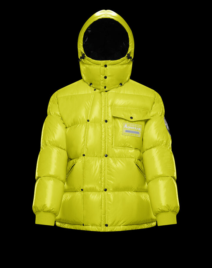 Moncler Anthemy Lime Yellow
