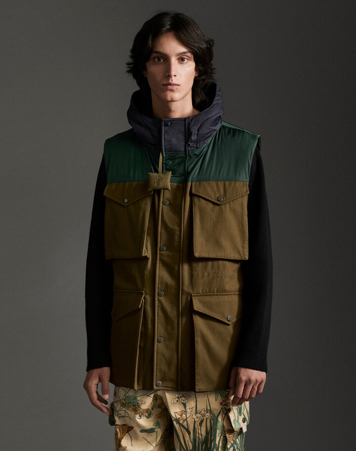 Moncler Dunrobin Army Green