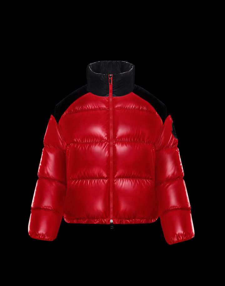 Moncler Chouelle Scarlet Red
