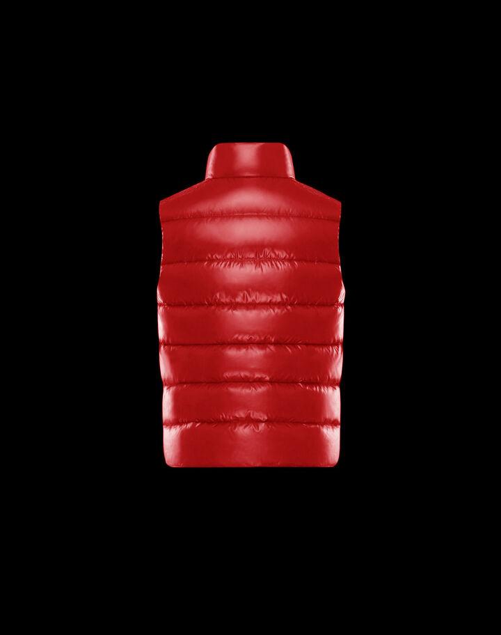 Moncler Tib Scarlet Red