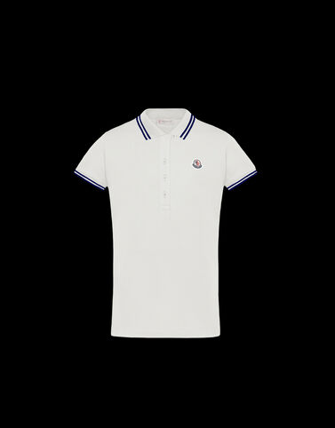 T-shirts and polos - Girls - SS Collection | Moncler US