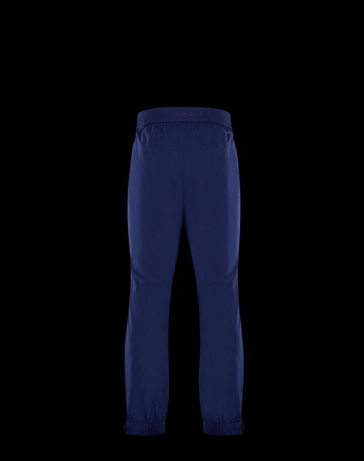 Moncler Gore-tex® pants Dark Royal Blue