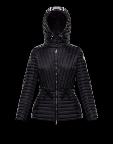 Moncler Orchidee 블랙
