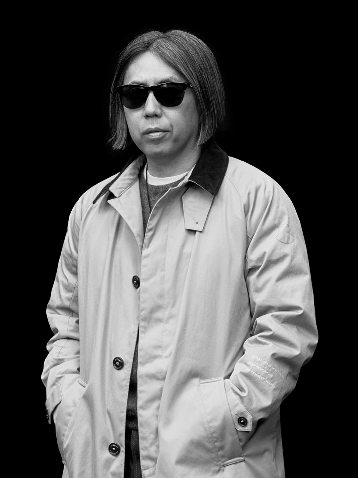Designer Hiroshi Fujiwara for Moncler Genius
