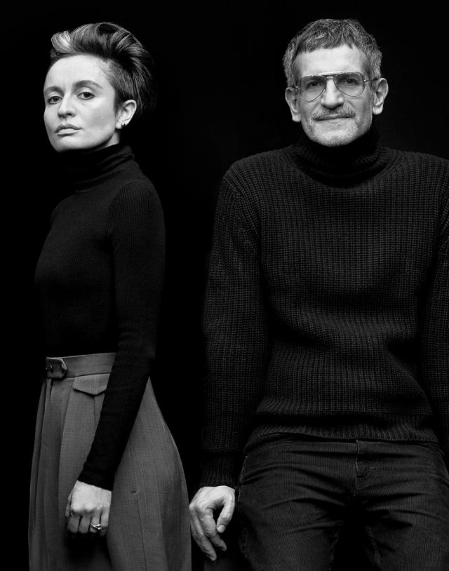 Designers: Veronica Leoni and Sergio Zambon for Moncler Genius