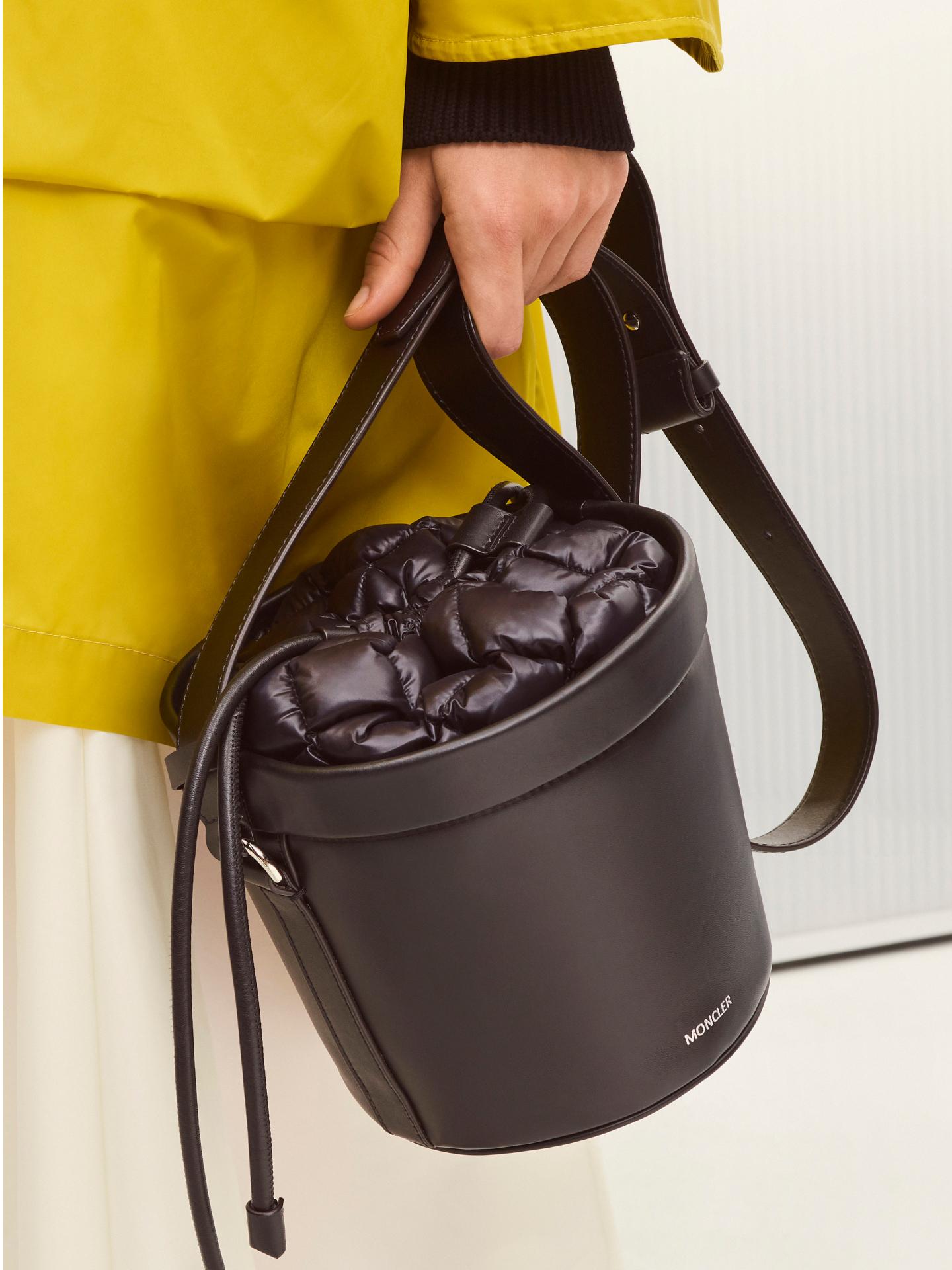 Moncler black handbag