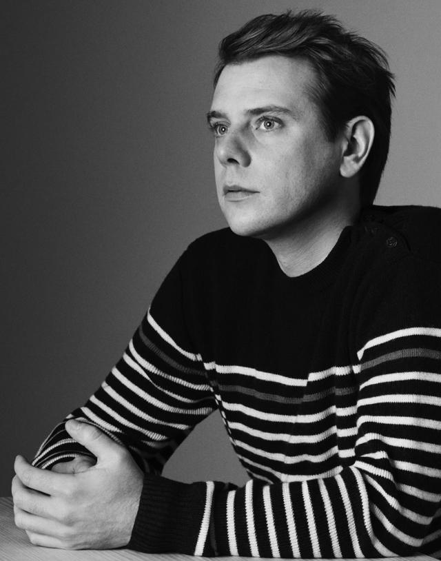 1 Moncler JW Anderson - Черно-белое изображение Джонатана Андерсона